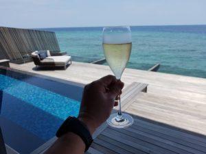 relaxing island getaway